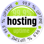 Hosting Guaranteed Uptime